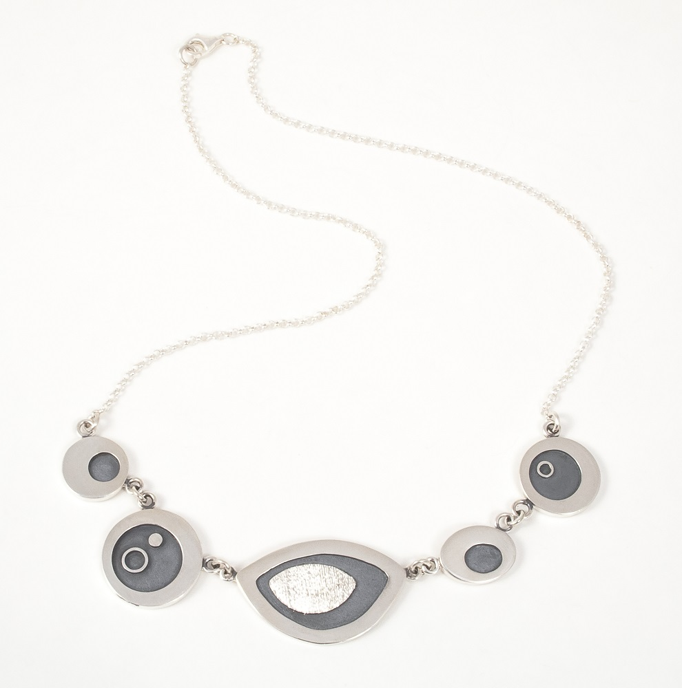 Collier en argent sterling, no 325